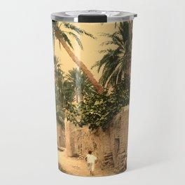 Old Biskra Travel Mug