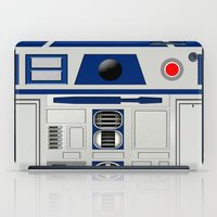 daenerys iPad Cases featuring R2D2 by Smart Friend