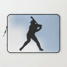Batter Up Baseball Laptop Sleeve