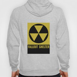 Fallout Shelter Sign Hoody