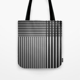 Fields of lines 2 Tote Bag