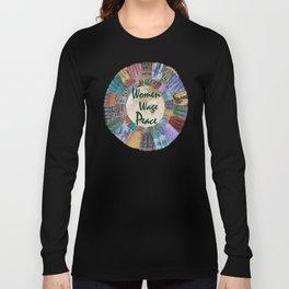 Women Wage Peace Long Sleeve T-shirt