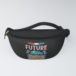 Future Police Officer - Gift Fanny Pack