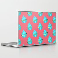 cupcake Laptop & iPad Skins featuring Cupcake by tiffato3