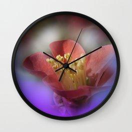 little pleasures of nature -51- Wall Clock