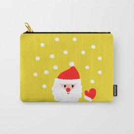 Merry christmas-Hello santa Carry-All Pouch