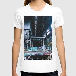 Abandoned Asylum I T-shirt
