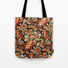Imperial Paisley Tote Bag