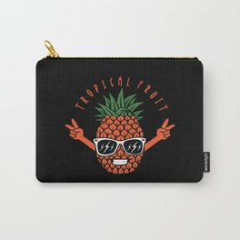 Pineapple Tropical Gift Holiday Carry-All Pouch