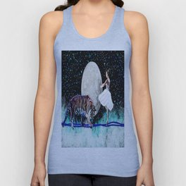 Join me in the stars  Unisex Tank Top