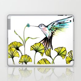 Be Still Wings, So I Can Always Remember You This Way Laptop & iPad Skin