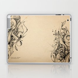 DinamInk #01 Laptop & iPad Skin