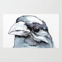 Crow Head Rug