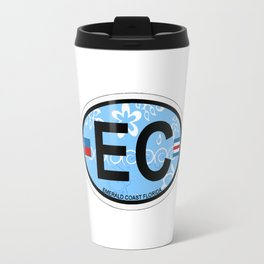 Emerald Coast - Florida. Travel Mug