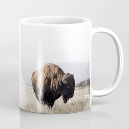 Bison stance Coffee Mug