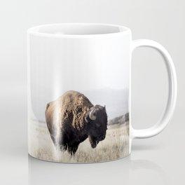 Bison stance Coffee Mug