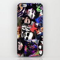 infamous iPhone & iPod Skins featuring Infamous by FEENNX