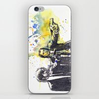 pulp iPhone & iPod Skins featuring Pulp Fiction by idillard
