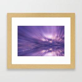 Magical Sunrise Framed Art Print