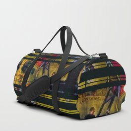Golden As We Once Were Duffle Bag