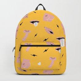 Millennial Butt Pattern Backpack