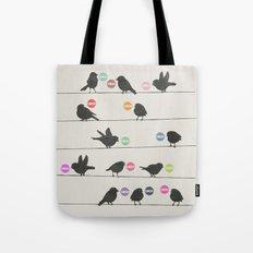 Birdsong_Gosh by Garima & Rachel  Tote Bag