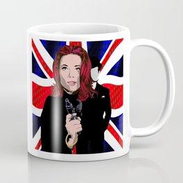 Emma Peel Coffee Mug