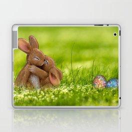 Easter Bonny   Lapin de Pâques Laptop & iPad Skin