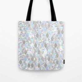 Holographic Mermaid Tote Bag