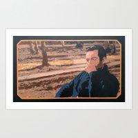 The Godfather  II : Ending Scene Art Print