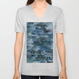 Storm Sky Unisex V-Neck