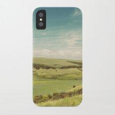 Rolling Hills Slim Case iPhone X