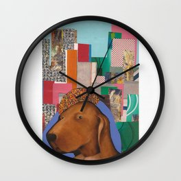 CITYDOG Wall Clock