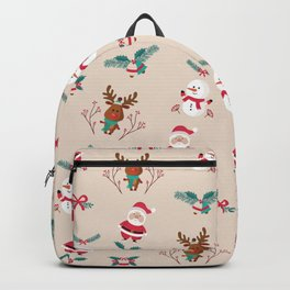 Christmas Puppets Backpack
