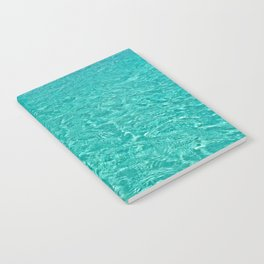 Aqua Heaven Notebook
