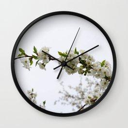 the season has arrived Wall Clock