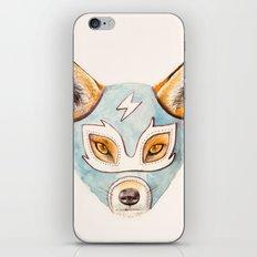 Andrew, the Fox Wrestler iPhone & iPod Skin