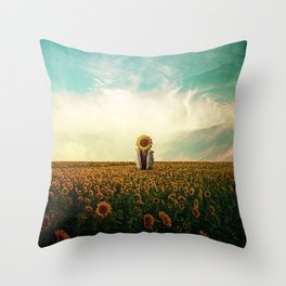 A Part With Them Throw Pillow