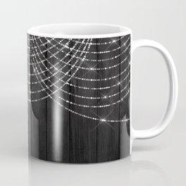 Fairy Lights on Wood 03 Coffee Mug