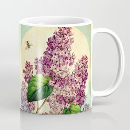 May Lilacs Coffee Mug
