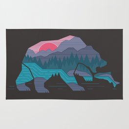 Bear Country Rug