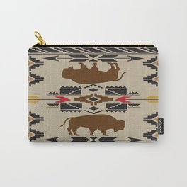 American Native Pattern No. 180 Carry-All Pouch