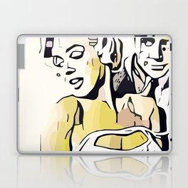 Seven Year Itch Laptop & iPad Skin