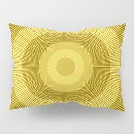 Golden brown Pillow Sham