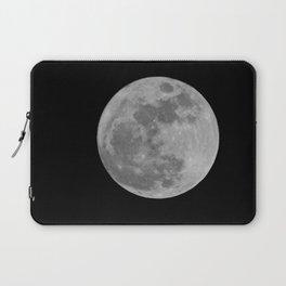 Full Moon Laptop Sleeve