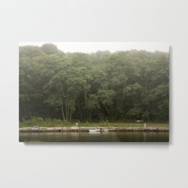 The Dingy Metal Print