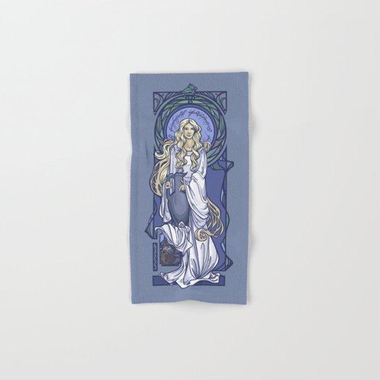 Galadriel Nouveau Hand & Bath Towel