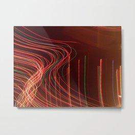 lights. lights. lights. Metal Print