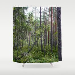 Home of the ancient ones Shower Curtain