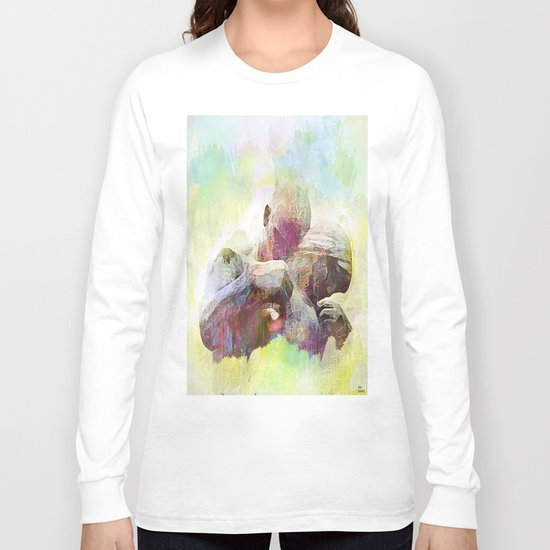 thrown out of Eden Long Sleeve T-shirt
